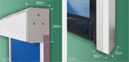 Indoor High Speed Door System